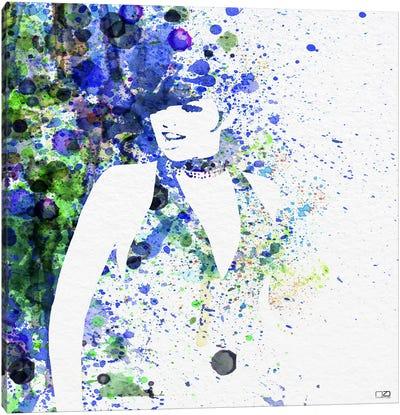 Liza Minnelli (Cabaret) II Canvas Print #NAX76