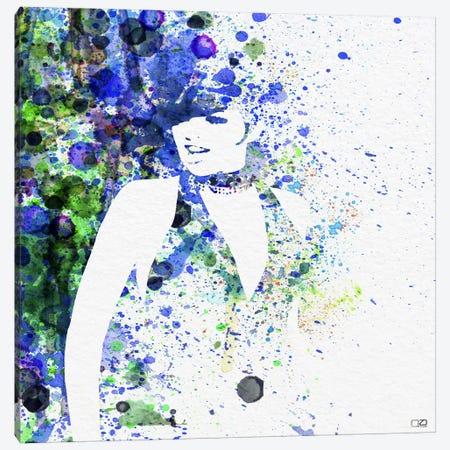 Liza Minnelli (Cabaret) II Canvas Print #NAX76} by Naxart Art Print