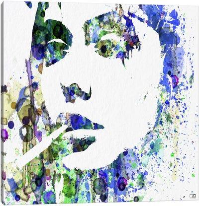 Angelina Jolie I Canvas Print #NAX77