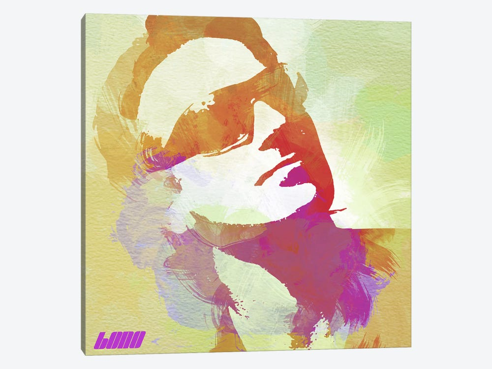 Bono by Naxart 1-piece Canvas Artwork
