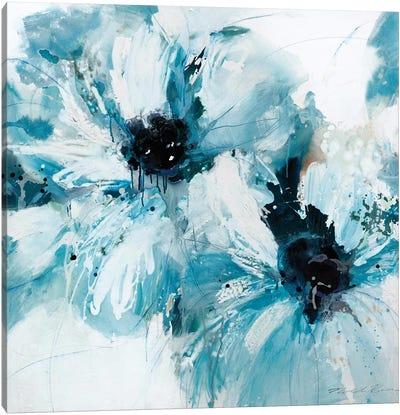 Blue Crush I Canvas Art Print