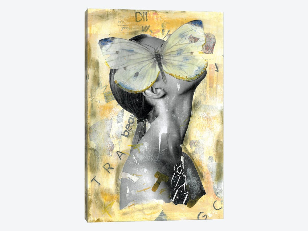 Metamorphosis by Nora Bland 1-piece Canvas Art Print