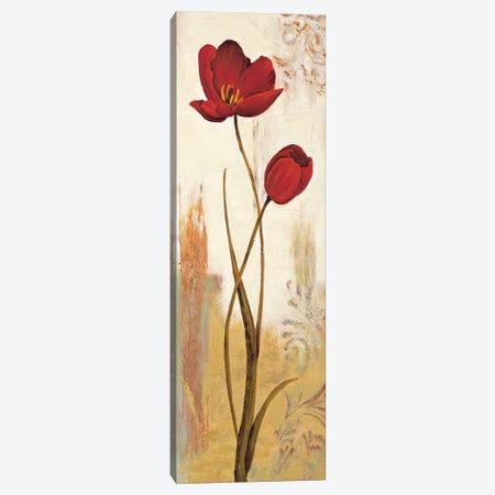 Panneau tulipe Canvas Print #NBE3} by Nathalie Besson Canvas Art Print