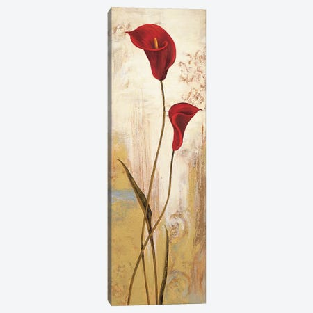 Panneau calla Canvas Print #NBE4} by Nathalie Besson Canvas Art
