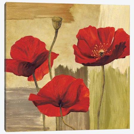 Panneau Printemps II Canvas Print #NBE6} by Nathalie Besson Canvas Art