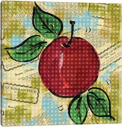 Fashion Fruit I Canvas Art Print