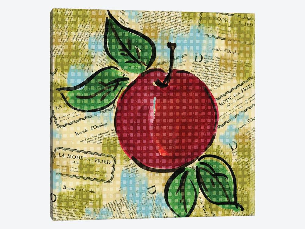 Fashion Fruit I by Nicholas Biscardi 1-piece Canvas Art