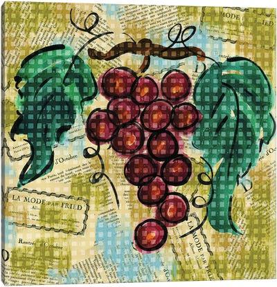 Fashion Fruit III Canvas Art Print