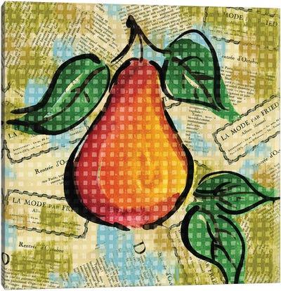 Fashion Fruit V Canvas Art Print