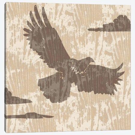 Spirit Lodge I Canvas Print #NBI37} by Nicholas Biscardi Canvas Artwork