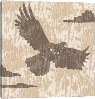 Spirit Lodge I Canvas Art Print