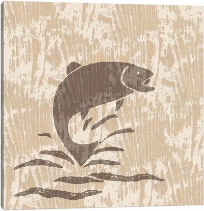 Spirit Lodge IV Canvas Art Print
