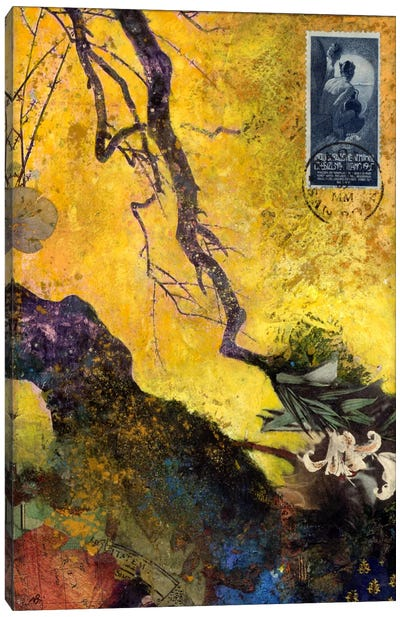 124 Golden Bough Canvas Art Print