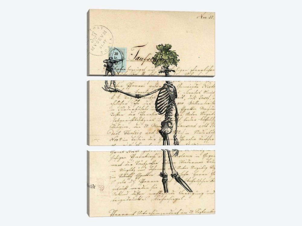 Agincourt by Nick Bantock 3-piece Art Print