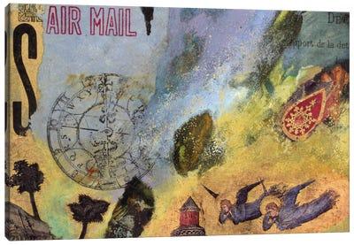 Air Mail Canvas Art Print