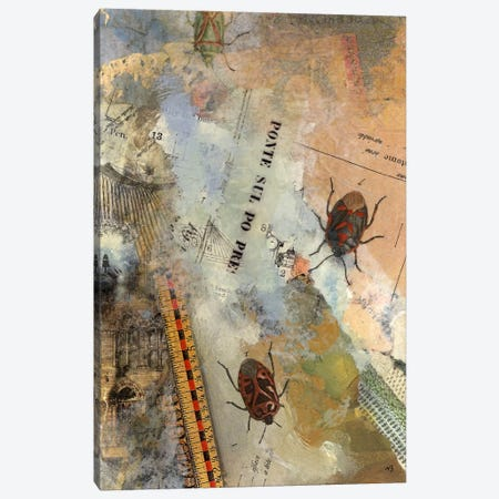 Ponte Sul Canvas Print #NBK52} by Nick Bantock Canvas Art Print