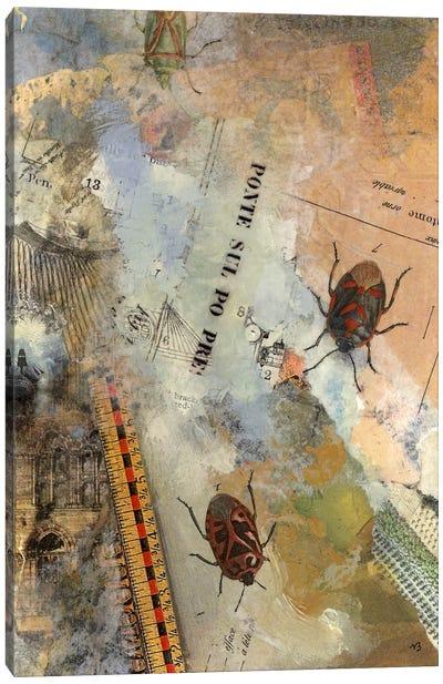 Ponte Sul Canvas Art Print