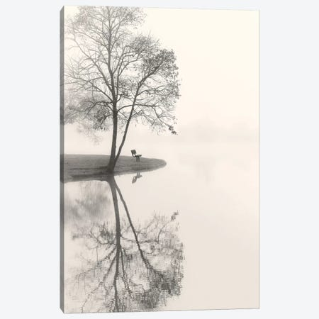 Tranquil Morning Canvas Print #NBP3} by Nicholas Bell Photography Art Print