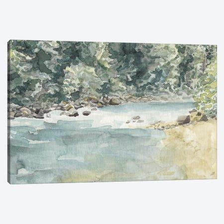 Virginia Woods II Canvas Print #NCH10} by Natasha Chabot Canvas Art Print