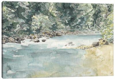 Virginia Woods II Canvas Art Print
