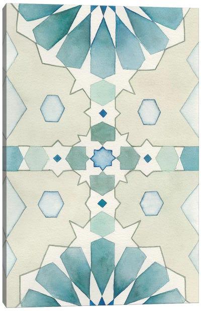 Moorish Panel II Canvas Art Print