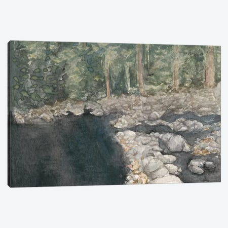 Virginia Forest II Canvas Print #NCH8} by Natasha Chabot Art Print
