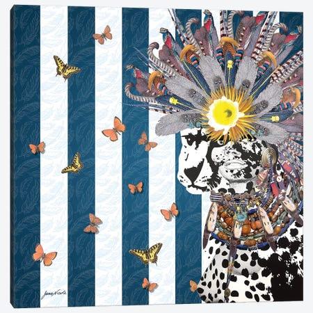 Animal Attraction Nakoda II Canvas Print #NCL13} by Jana Nicole Canvas Art Print