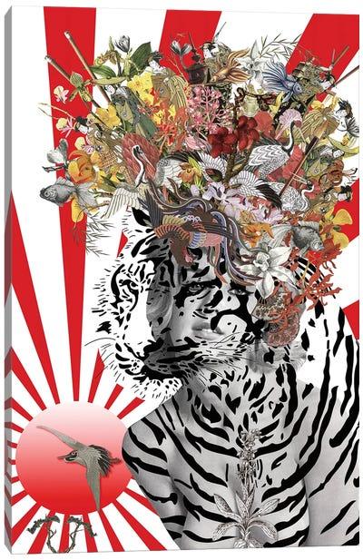 Animal Attraction Suki I Canvas Art Print