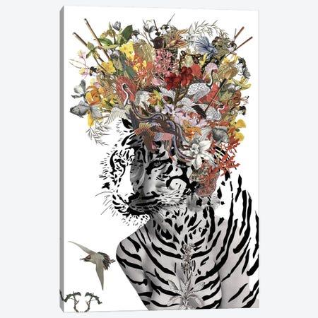 Animal Attraction Suki II Canvas Print #NCL15} by Jana Nicole Canvas Artwork