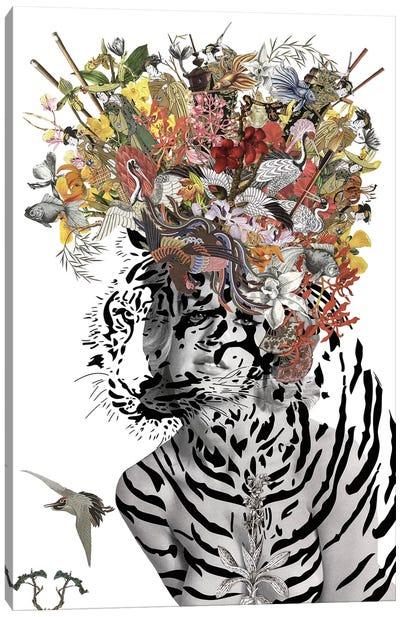 Animal Attraction Suki II Canvas Art Print
