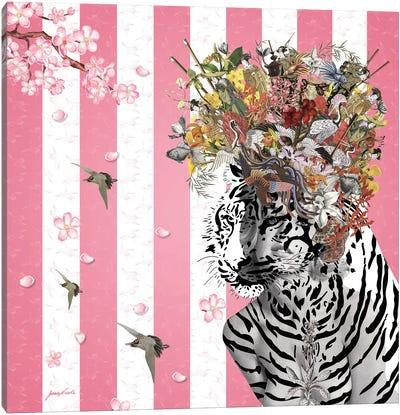 Animal Attraction Suki III Canvas Art Print