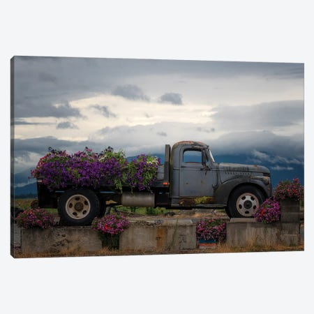 Days Gone By Canvas Print #NCR19} by Nancy Crowell Art Print