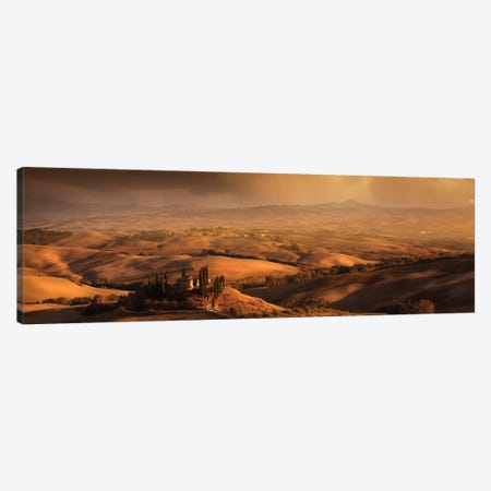 Val D'Orcia 3-Piece Canvas #NCS10} by Nicolas Schumacher Canvas Art