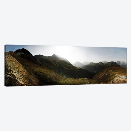 Nationalpark Schweiz 3-Piece Canvas #NCS4} by Nicolas Schumacher Canvas Art
