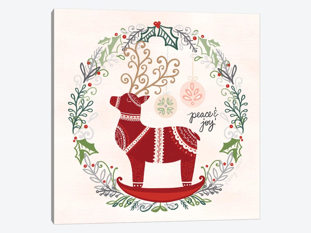 Hygge Christmas II by Noonday Design 1-piece Art Print