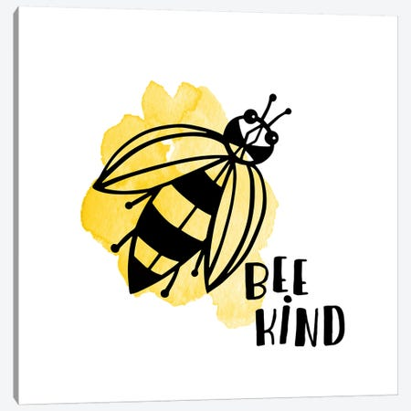 Buggin' Out I Canvas Print #NDD14} by Noonday Design Art Print
