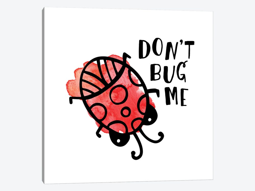 Buggin' Out III by Noonday Design 1-piece Canvas Print