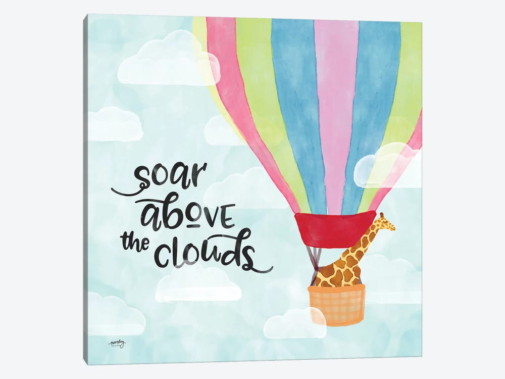 Dreams & Soar II by Noonday Design 1-piece Art Print