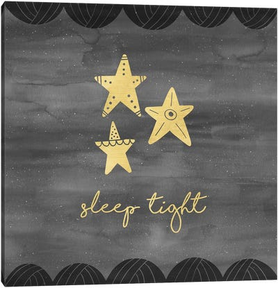 Good Night Sleep Tight II Canvas Art Print