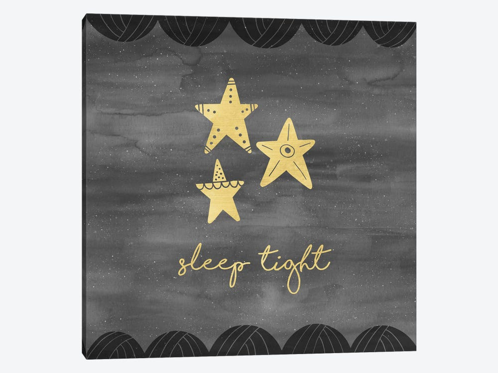 Good Night Sleep Tight II by Noonday Design 1-piece Canvas Print