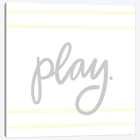 Nursery Rules II 3-Piece Canvas #NDD59} by Noonday Design Canvas Wall Art