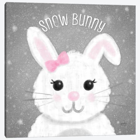 Snow Buddies IV Canvas Print #NDD81} by Noonday Design Art Print