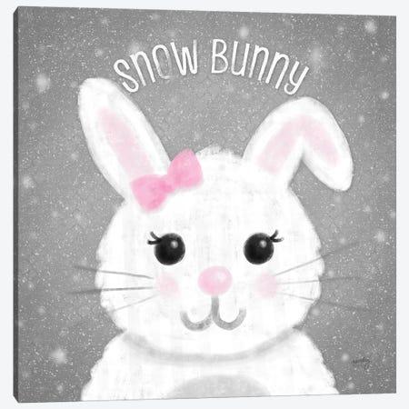 Snow Buddies IV Canvas Print #NDD81} by Noonday Design Art Print
