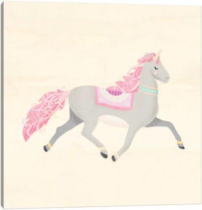 Unicorn Pastel I Canvas Art Print