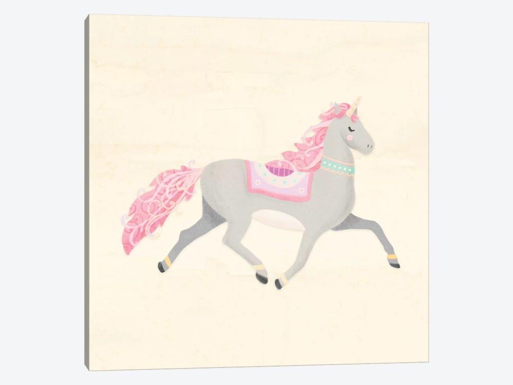 Unicorn Pastel I by Noonday Design 1-piece Canvas Print