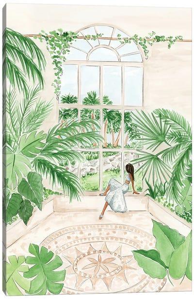 Into The Jungle Canvas Art Print