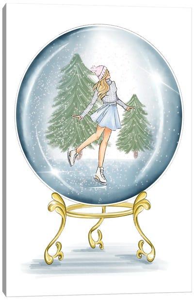 Crystal Ball Canvas Art Print