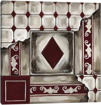Cards III Canvas Art Print