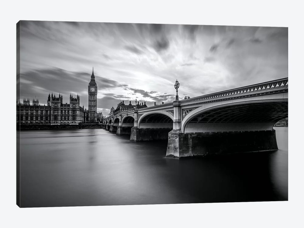 Westminster Serenity by Nader El Assy 1-piece Canvas Artwork