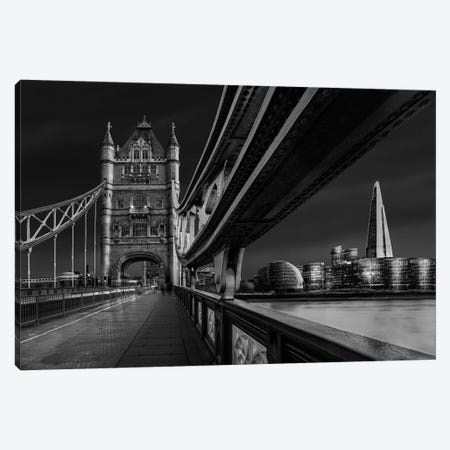 London Skyline Canvas Print #NEA4} by Nader El Assy Canvas Print
